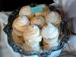 Orange Cream Cupcakes from Sweet Bebe Cakes