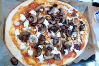 Thin Crust Pizza CKatt 2015