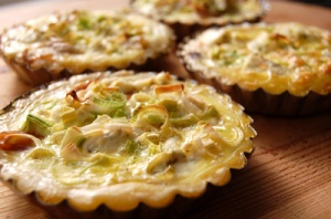 prei-makreel-taartje from Sabina Kookt with permission Markerel and Leek Tart