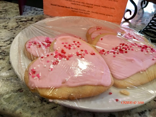 cookie hearts cafe a lac'art Tucson Museum