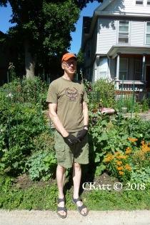 Dave The Gardener CKatt 2018