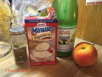Peach Crumble Pie 9-2018 CKatt5