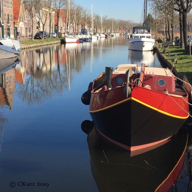 Edam canal CKatt 2019