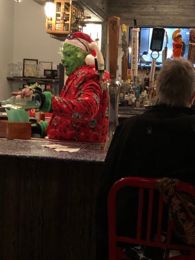 Fish House The Grinch BartenderCharleston CKatt 12-25-19.jpg