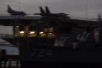 USS Yorktown tail 12-25-19