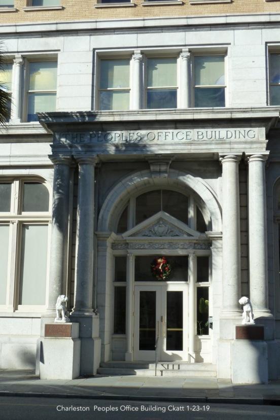 Charleston Peoples Office Bldg. CKatt 1-23-19