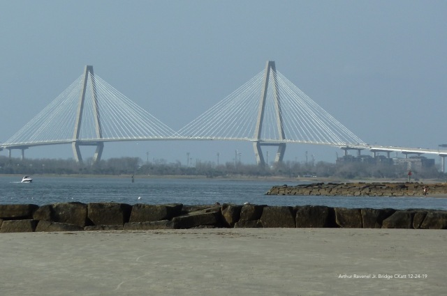 Mount Pleasant Ravenel Bridge Ckatt 12-24-19