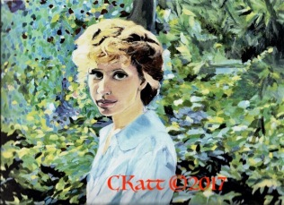 Portrait of Rebecca-CKatt 2020